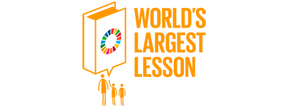 Logo de Worlds Largest Lesson
